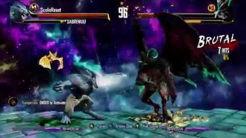 Killer Instinct - Shadow Lords (Challenging) All-Buff Gargos (Boss Battle)
