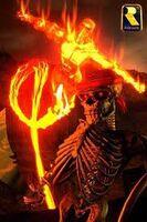 Killer Instinct Cinder Spinal