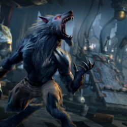 The Lycanthrope's Tale