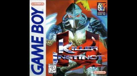 Groovy Humiliation - Killer Instinct (Game Boy) - OST