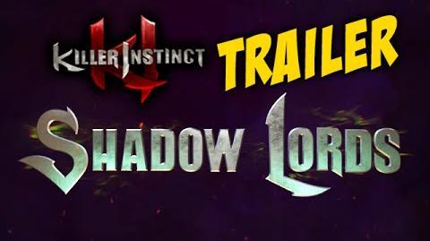 SHADOW LORDS Trailer Killer Instinct S3 Finale