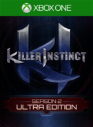 Killer Instinct Season 2 Digital Box