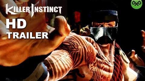 Killer Instinct - Jago Trailer