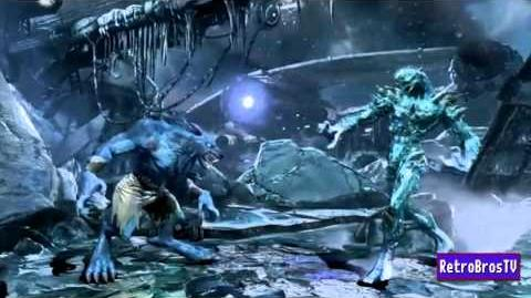 Killer Instinct 3 Glacius Gameplay Chief Thunder Teaser Trailer (HD)