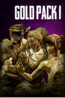 Gold Skin Pack 1 Completement Cover