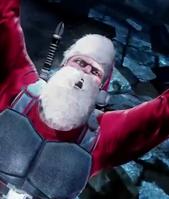 TJ Combo Santa Claus theme accessory