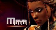 Maya Season 2 Debut