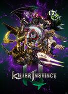 Killer Instinct Season 3 Poster
