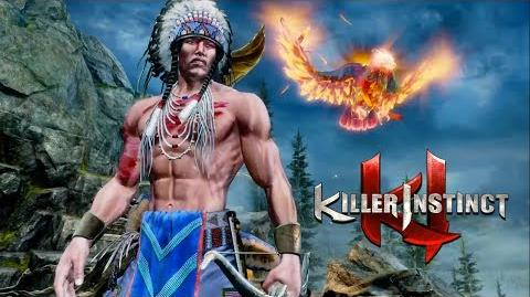 Eagle Day 1 - Premium & Retro Costume + Ultra + Idle Music - Killer Instinct