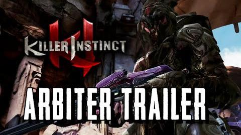 ARBITER TRAILER - Killer Instinct Season 3