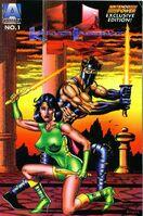 Killer Instinct -1 Nintendo Power Edition (Paul Gulacy art) FRONT