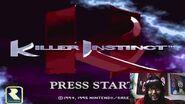 Killer Instinct SNES Playthrough (TJ Combo)