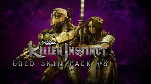 Killer Instinct Gold Pack 8 Gameplay