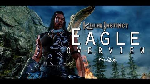 Eagle Overview (Killer Instinct)