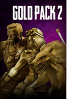Gold Skin Pack 2 Cover