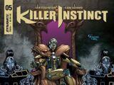 Killer Instinct (2013) Issue 5 (Comics)