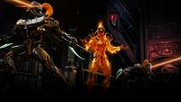 Killer Instinct Season 2 - Cinder Loading Screen 4
