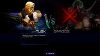 KI SL Tusk defeated Gargos with DAH!