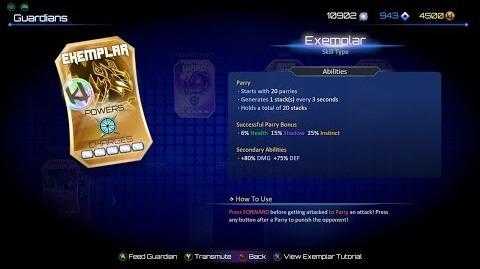 Killer Instinct - Shadow Lords - Guardians Tutorial Exemplar
