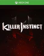 Killer Instinct First Cover