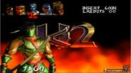 KI 2 1996 character select screen