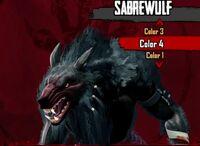 Sabrewulf Black