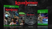 Killer Instinct Definitive Edition Collection