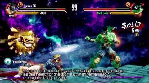 Killer Instinct - Shadow Lords - Guardians Tutorial Lion