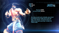 Jago Arcade Bio