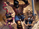 Killer Instinct (2013) Issue 6 (Comics)