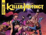 Killer Instinct (2013) Issue 3 (Comics)