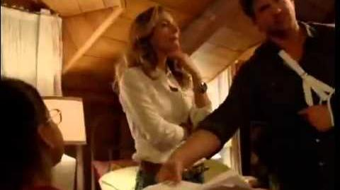 SIENA AGUDONG ABCs Killer Women scenes with Marc Blucas, Michael Trucco, Tricia Helfer