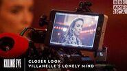 Closer Look Villanelle's Lonely Mind Killing Eve Sundays at 9pm BBC America & AMC