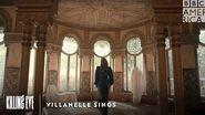 Villanelle Sings Killing Eve Returns Sunday, April 12 at 9pm BBC America & AMC