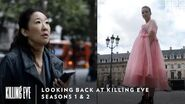 Looking Back at Killing Eve Seasons 1 & 2 BBC America & AMC