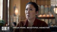 Sneak Peek Beautiful Monster Killing Eve Sundays at 9pm BBC America & AMC