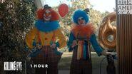 1 Hour Killing Eve Returns Tonight at 9pm BBC America & AMC