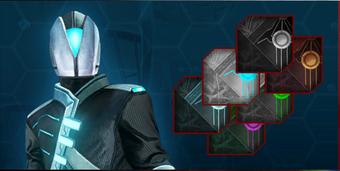 Cyberpunk Outfit Killing Floor Wiki Fandom