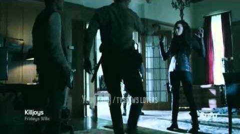 Killjoys 1x02 promo (killjoys season 1 episode 2 promo)