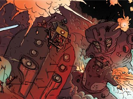 Battle of Hell 71