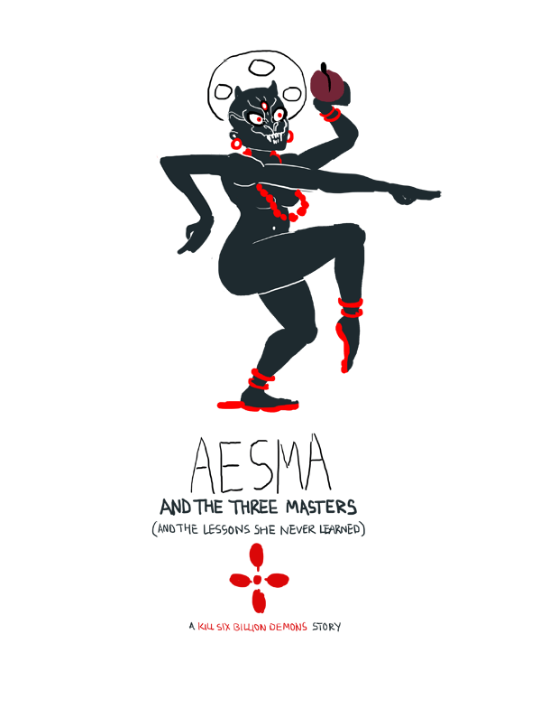 Aesma and the Three Masters