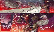 Incubus anime fighting