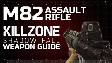 M82 Assault Rifle - Killzone Shadow Fall Weapon Guide