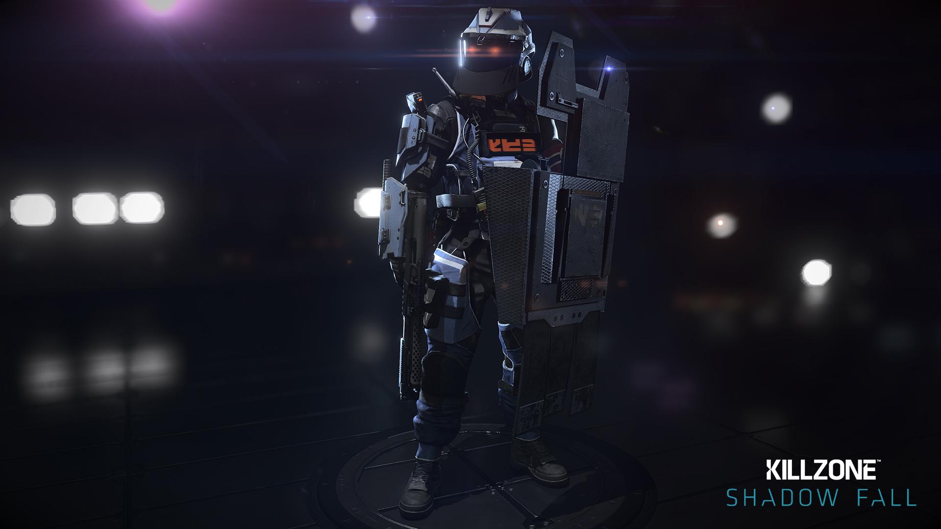 Riot Trooper Killzone Wiki Fandom