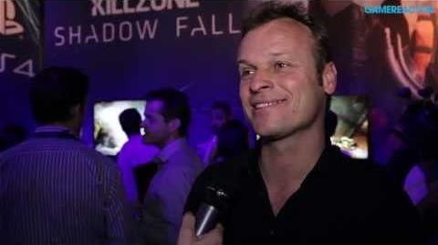 E3 13 Killzone Shadow Fall - Interview
