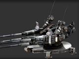 Пушка VC25 AA