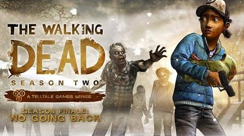 The Walking Dead Game Season 2 Episode 5 Trailer
