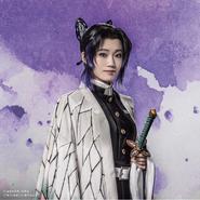 Shinobu profile (Stage Play 2)