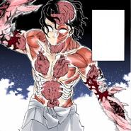 Muzan's multiple organs