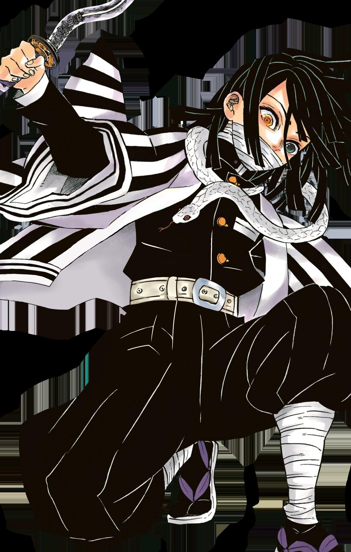 Obanai Iguro Kimetsu No Yaiba Wikia Fandom Obanai is deeply in love with mitsuri, as he has stated in the manga. obanai iguro kimetsu no yaiba wikia